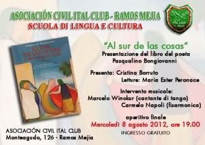 Ital Club Ramos Mejia -ITA