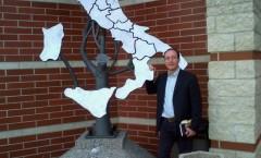 Pasqualino Bongiovanni al Centro Caboto - Winnipeg - Manitoba - CANADA