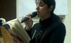 Presentazione di Al sur de las cosas - Palazzo Nicotera - Lamezia Terme (CZ) - 2012 (letture di Laura Nicotera)