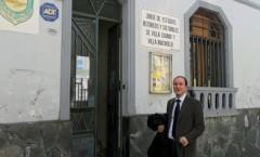 Presentazione di Al sur de las cosas - Junta de Estudios Historicos y Culturales di Villa Lugano e Villa Riachuelo – Buenos Aires - 2012