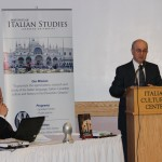 Intervento di Roy Piovesana, Presidente Institute of Italian Studies at Lakehead University