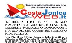 Costa Jonica Web 26 agosto 2013