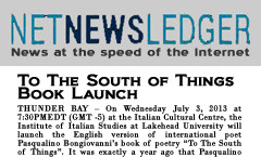 Net News Ledger 03 luglio 2013