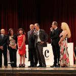 """Il Consiglio direttivo del Circolo IPLAC, promotore del Premio """"Voci - Città di Abano Terme"""""""