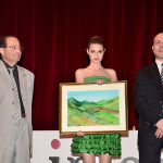 Opera della pittrice Manuela De Sanctis
