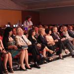 Il pubblico del Teatro dell'Alexander Palace - Centro Congressi delle Venezie