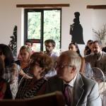 Il pubblico dell'Auditorium Amarelli