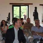 Pasqualino Bongiovanni tra il pubblico