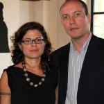 Ilenia Piccioni (Agenzia Jureka) e Pasqualino Bongiovanni