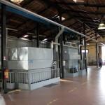 Interno fabbrica della liquirizia Amarelli – Rossano (CS)