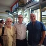Fabrizio Bianchi, Pasqualino Bongiovanni, Alfredo Panetta