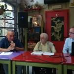 da sx: Alfredo Panetta, Fabrizio Bianchi, Pasqualino Bongiovanni