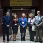 da sx: Luis Cavalieri, Mirella Marotta, Gianfranco Ghicca, Elisa Martínez Garrido y Eugenio Luján