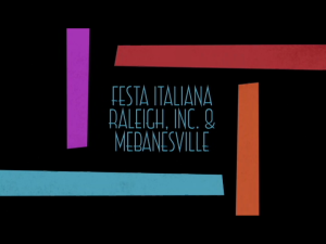 Trailer Festa Italiana Raleigh